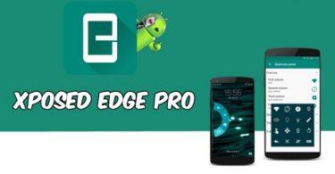 Xposed edge pro 5.5.5 Apk