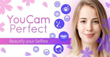 YouCam Perfect Premium 5.45.1 Apk