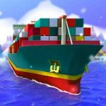 Build Town & Ship Cargo 1.0.102 (Full) Apk + Mod Android Free Download