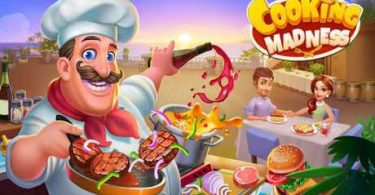 Cooking Madness - A Chef