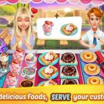 Craze Fast Restaurant Cooking Games 1.1.25 Apk + Mod (Free Shopping) android Free Download