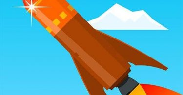 Rocket Sky! - VER. 1.3.9 Free Upgrade MOD APK