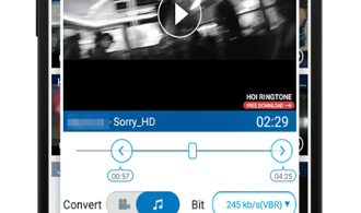 Video MP3 Converter v2.5.4 b183 [Modded] APK Free Download