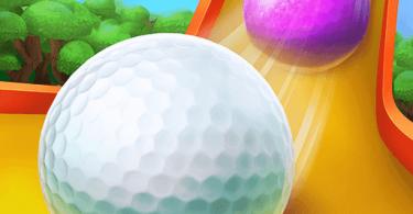 Golf Rush - VER. 0.142 Always Your Turn MOD APK