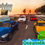 Real Driving Sim v3.9 (Mod Money/XP) APK Free Download Free Download