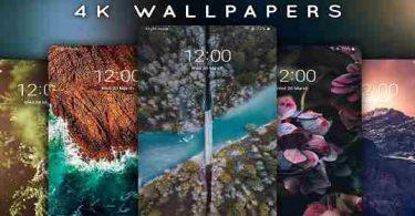 4K Wallpapers - Auto Wallpaper Changer Pro Apk