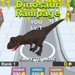 Dinosaur Rampage 4.0.6 Apk + Mod (Unlocked) android Free Download