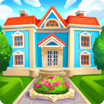 Download Homescapes MOD APK v3.5.8 (Unlimited Stars) for Android Free Download