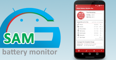 GSam Battery Monitor Pro Apk v3.39 - Android Mesh