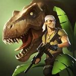 Jurassic Survival 2.4.0 Apk + Mod (Free Craft) for Android Free Download