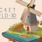 Pocket World 3D 1.3.6 Apk + Mod (Money/Unlocked) Android Free Download
