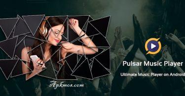 Pulsar Music Player Pro 1.9.5 Apk
