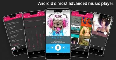 Rocket Music Player Premium v5.12.70 - Android Mesh