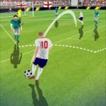The soccer game 0.10.3 Apk + Mod (Money/ Diamond/ Energy) + Data android Free Download