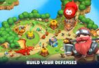 3D Wild TD: Tower Defense in Fantasy Sky Kingdom