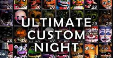 Ultimate Custom Night Apk