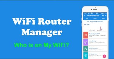 WiFi Router Manager(No Ad) - Who is on My WiFi? 1.0.9 Apk