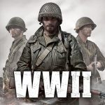 Comment on World War Heroes: WW2 FPS (MOD, Unlimited Ammo) by nick Free Download
