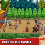 Rome Wars & Defense (Tower Game) 2.4.5 Apk + Mod (Unlimited Dimonds) android Free Download