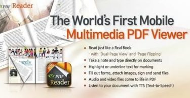 ezPDF Reader - Multimedia PDF