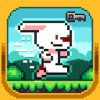Rabbit Runner - Pixel Jump & Adventure Platformer