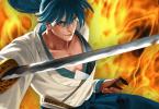 Revenge of Warrior - VER. 1.7 Unlimited Karma Points MOD APK