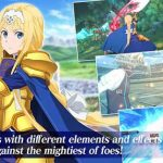 Sword Art Online Alicization Rising Steel 1.9.2 (Full) Apk Android Free Download