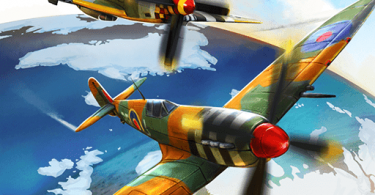 Warplanes: Online Combat - VER. 1.1 Unlimited Gold MOD APK