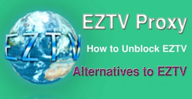 Best EZTV Proxy List - Unlocked EZTV Mirror Sites [2020] » Techtanker