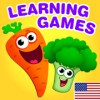 Funny Food educational games for kids toddlers 1.9.0.51 Apk + Mod (Unlocked) for android
