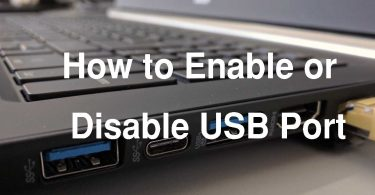 How to enable or disable USB ports in Windows » Techtanker