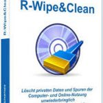R-Wipe & Clean 20.0 Build 2280 with Patch Free Download
