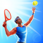 Tennis Clash v2.0.1 APK + MOD (Free Coins) Download for Android Free Download