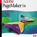 Adobe PageMaker v7.0 Setup + Serial Key Free Download