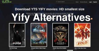 Best Yify Torrent Alternatives - Other Kodi Torrent Sites and Plugins » Techtanker