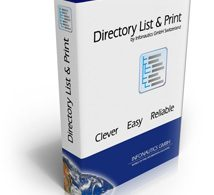 Directory List and Print Pro 4.07 with Patch