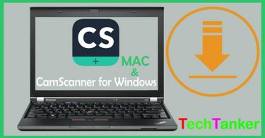 Download and Configure CamScanner for Windows PC and Mac » Techtanker