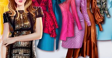 International Fashion Stylist: Model Design Studio (MOD, Free Shopping)
