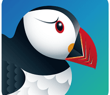 Puffin Browser Pro Mod Apk Logo