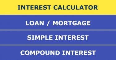 Loan Interest Calculator Pro