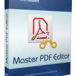 Master PDF Editor 5.4.38 with Patch Free Download