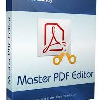 Master PDF Editor 5.4.38 with Patch