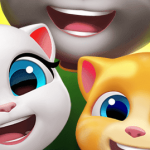 My Talking Tom Friends – VER. 1.1.1.2027 Unlimited Money MOD APK
