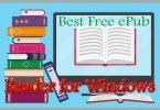Best Free ePub Reader for Windows