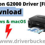 Canon G2000 Driver Download for Windows & MacOS » TechTanker Free Download