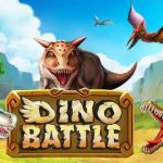 Dino Battle 11.90 Apk + Mod (Unlimited Money) android Free Download