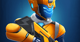 Guardians: Alien Hunter - VER. 0.0.14 Unlimited Diamonds MOD APK