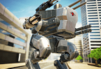 Mech Wars: Multiplayer Robots Battle - VER. 1.418 Unlimited (Coins