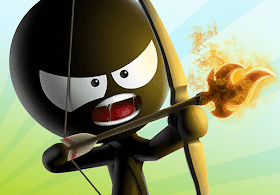 Stickman Archer Online - VER. 1.2.1 Unlimited (Gold